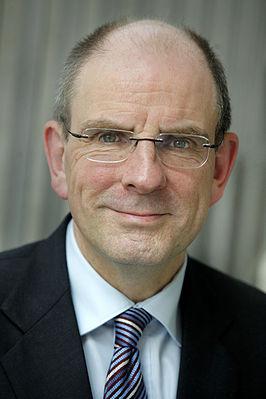 Koen Geens, minister van Justitie