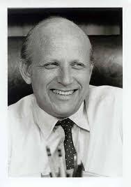 Floyd Abrams, advocaat en gasthoogleraar Columbia University Graduate School of Journalism